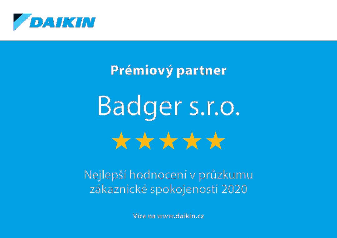 certificates badger 1
